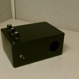 Laser Spirograph