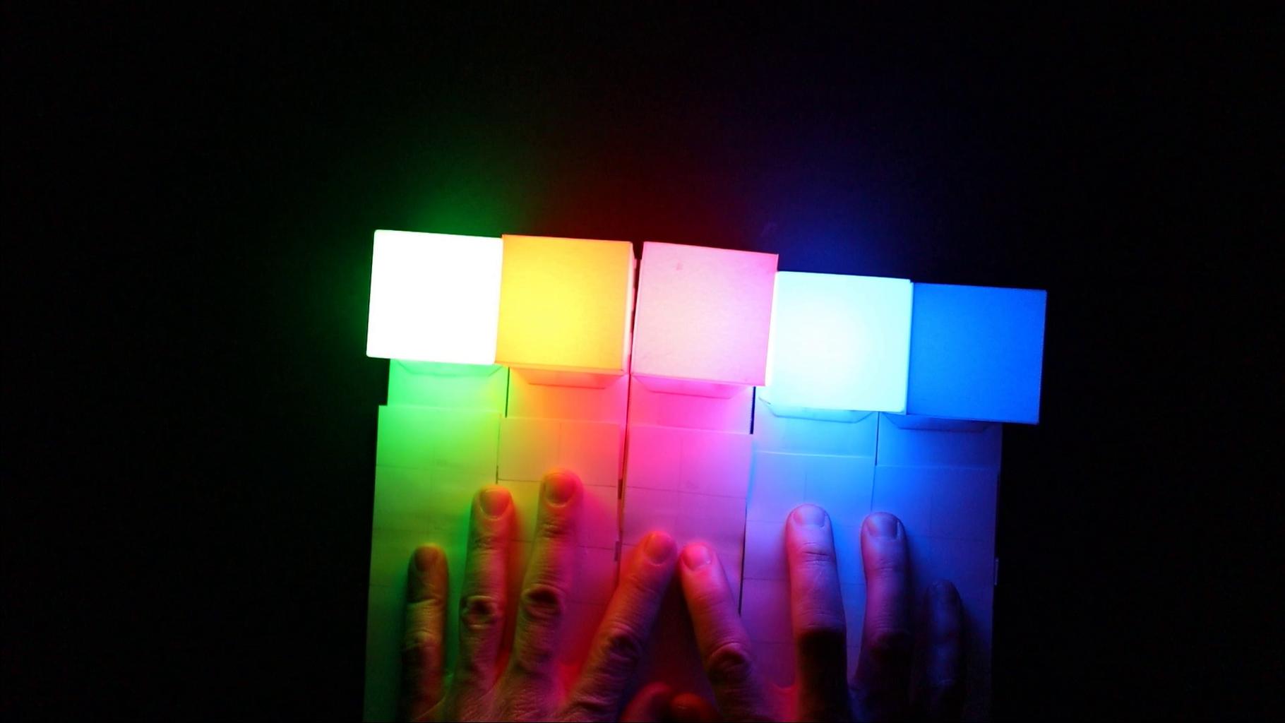 Add More Touchcubes to Create a Touchmatrix!