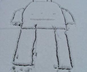 Snowbot the Robot