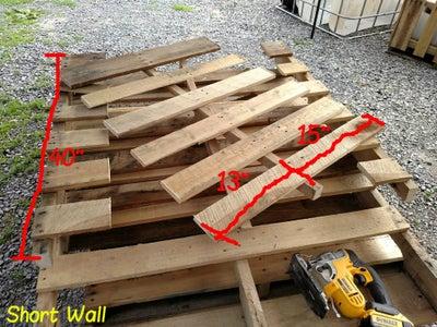 Pallet Dismantling