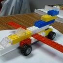 Lego Car Plane