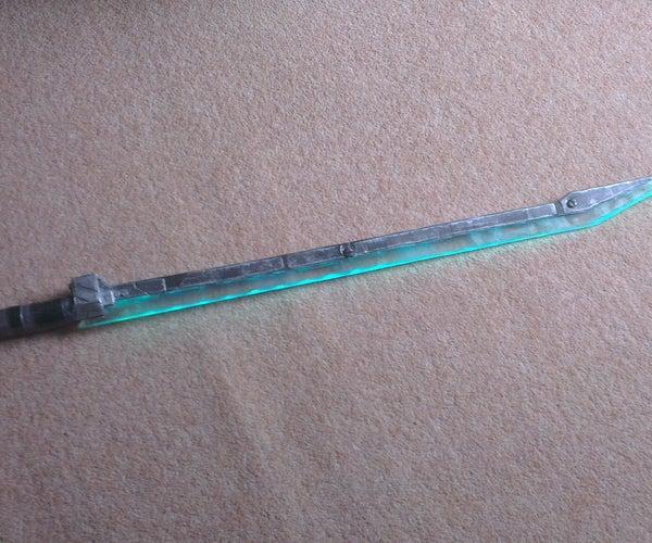 Zer0's Sword (Borderlands 2)