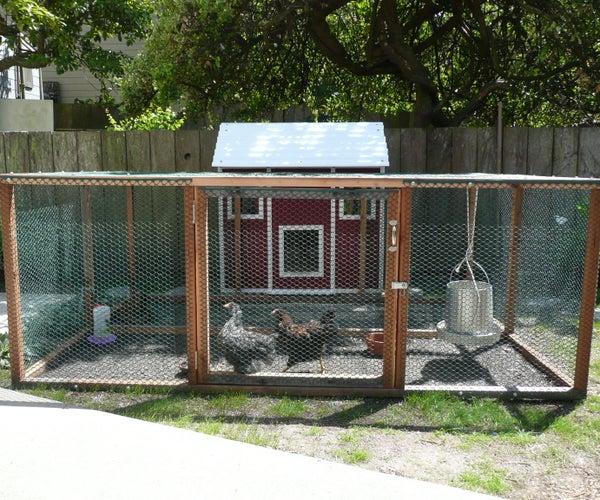 Urban Farming: Raising Backyard Chickens