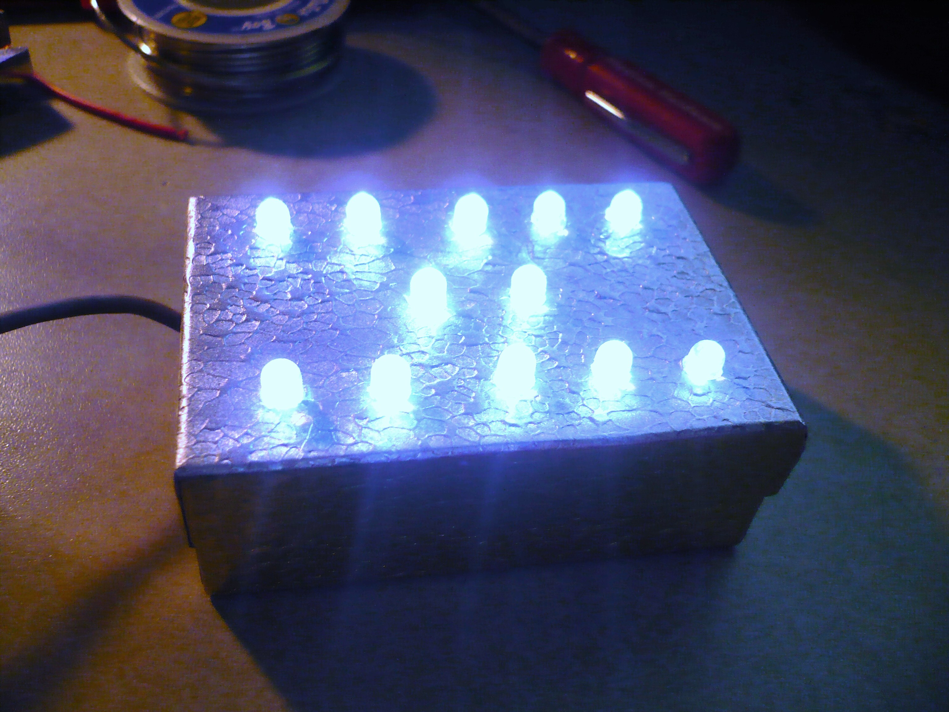 Bright USB Powered LED Light