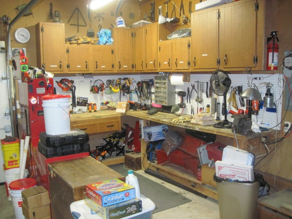 Bombmaker2's Garage/Workshop