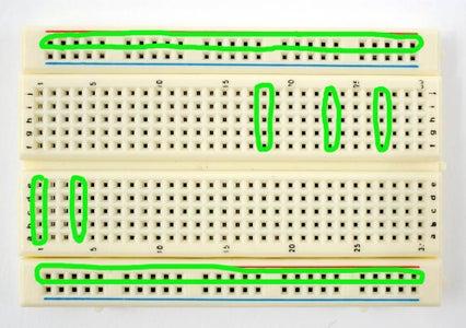 Basic Breadboard Structure