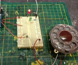 Rotary Dial Arduino Input