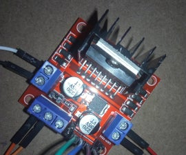 Motor Control With Arduino Using L298n Dual H-Bridge Motor Driver