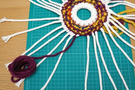 Weaving With the Rope