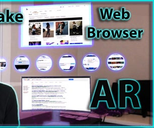 Augmented Reality Web Browser
