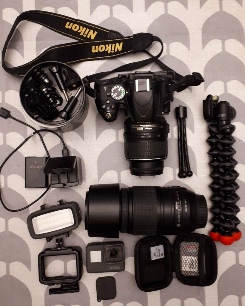 Capture Everything