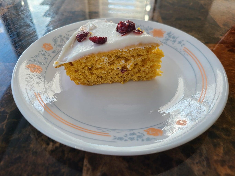 2-3 Ingredient Pumpkin Cake Recipe
