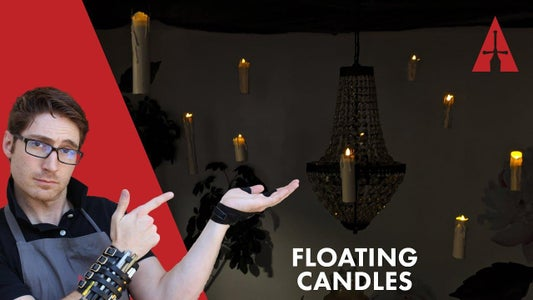 How to Make Floating Candles From Harry Potter
