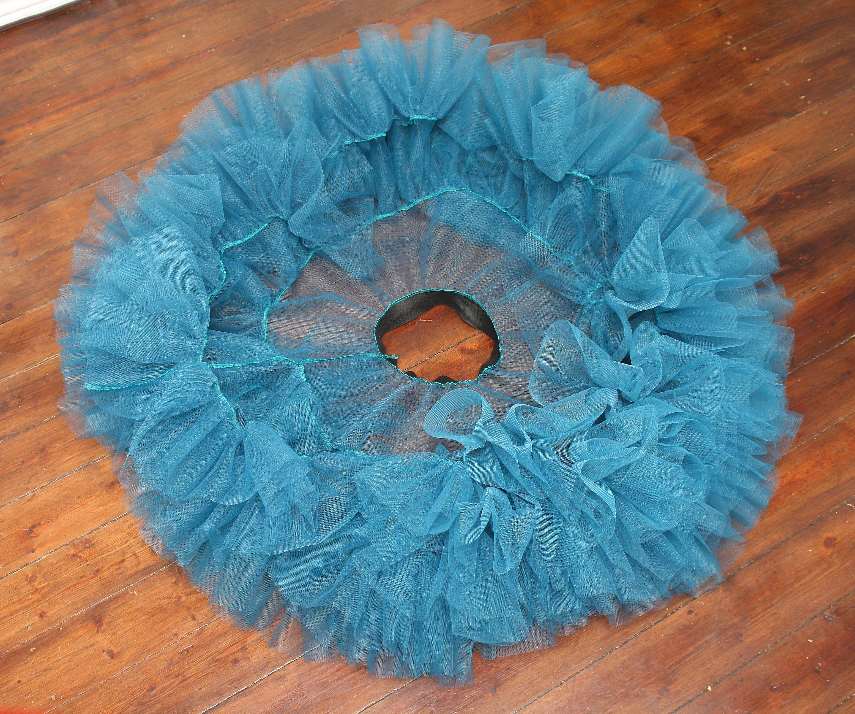 50'ies petticoat / tulle skirt