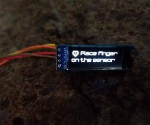 Arduino Heart Rate Monitor