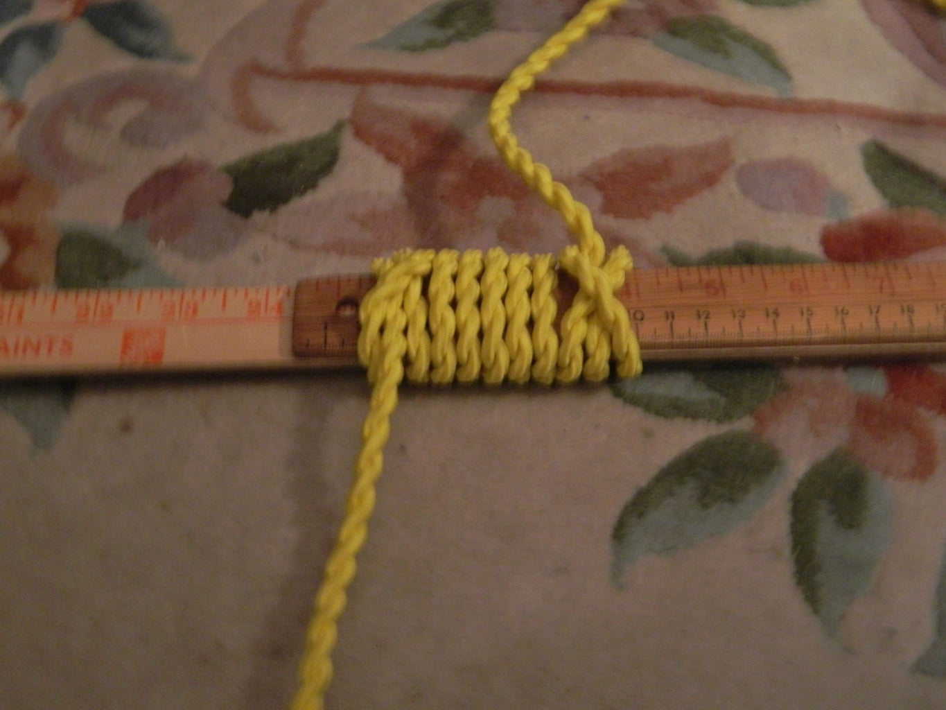 Another Clove Hitch