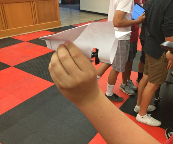 Remote Controlled Paper Airplane-TV Remote
