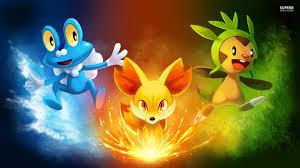 Pokemon X and Y Double Battle Combo