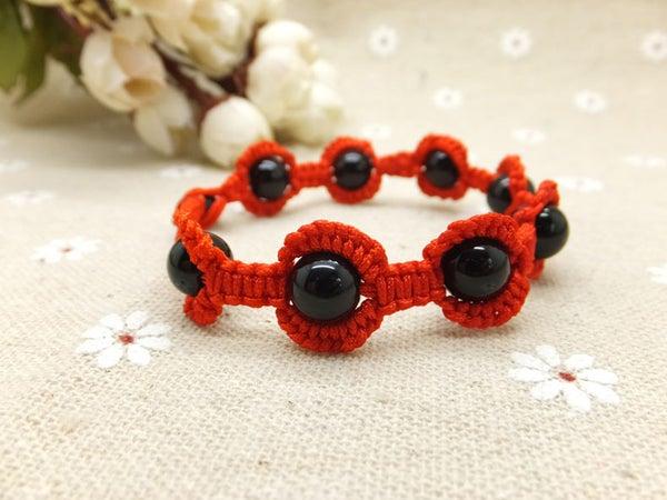 Friendship Bracelet Designs - How to Make a Friendship Bracelet DIY29