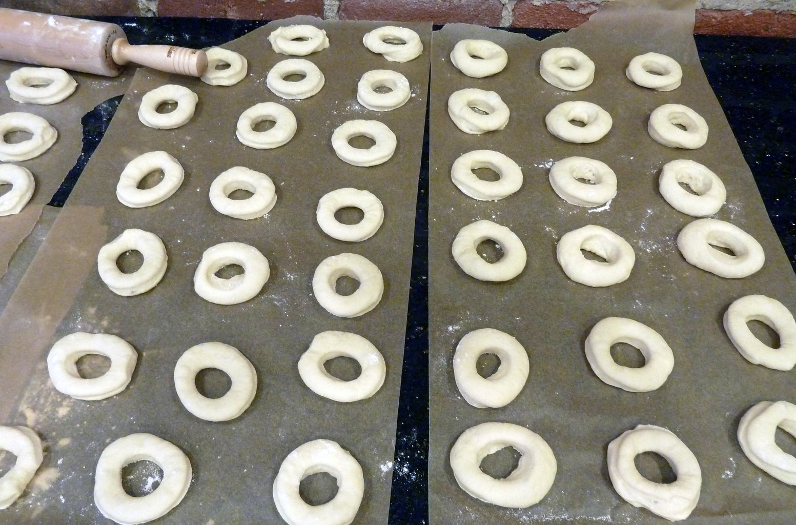 Shaping the Donuts