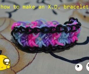 How to Make an X.O. Bracelet