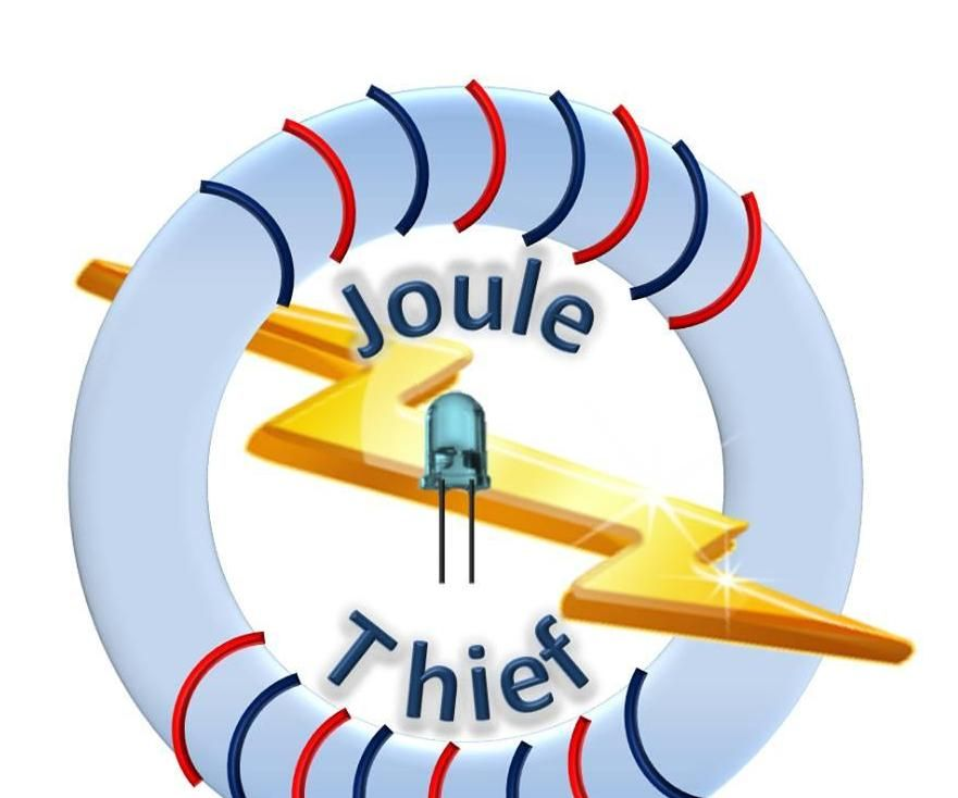 Joule Thief For Me