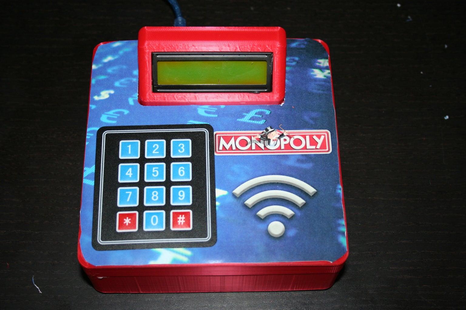 Monopoly Electronic Bank
