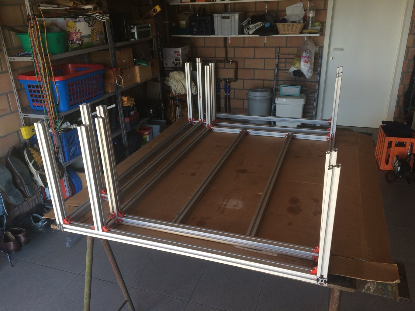 Assemble the Frame