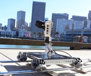 Robotic Camera Dolly System