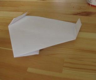 Origami: a Paper Plane
