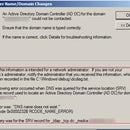 _ldap._tcp.dc._msdcs.(your.domain.com) error