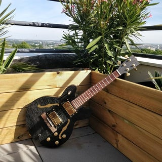 How to Build an Electric Ukulele