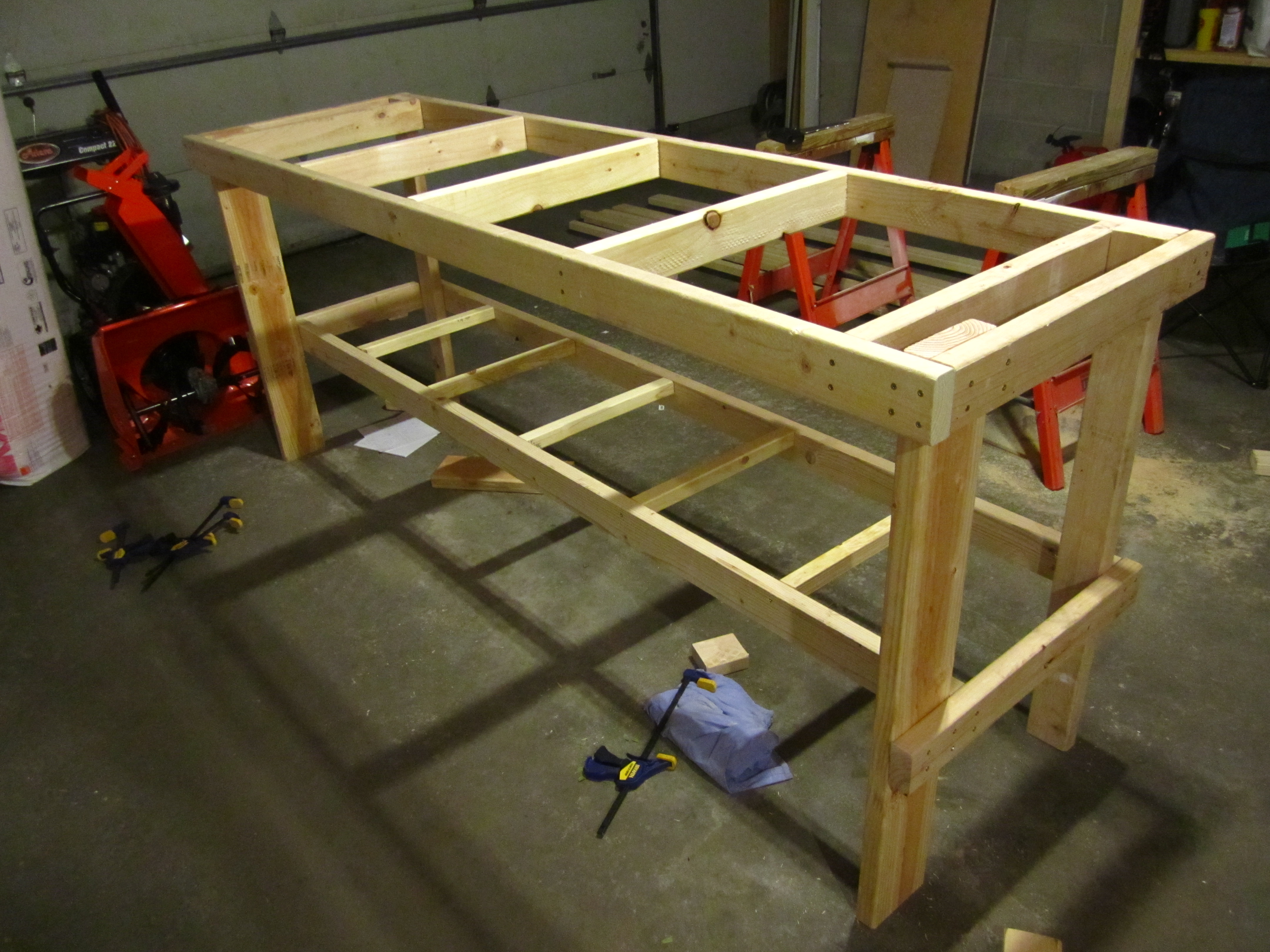 No Frills Workbench
