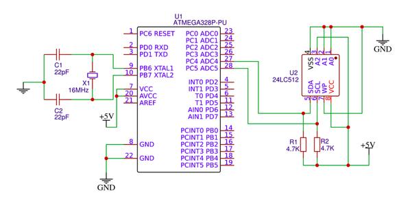 Arduino Hardware Hookup