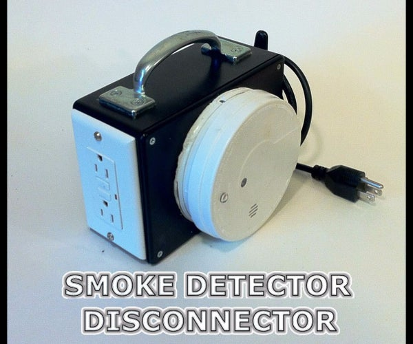 Prevent House Fires With the Smoke Detector Disconnector