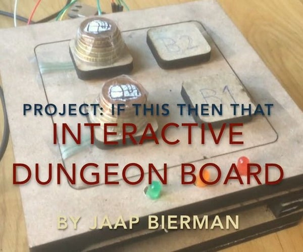 Interactive Dungeon Board