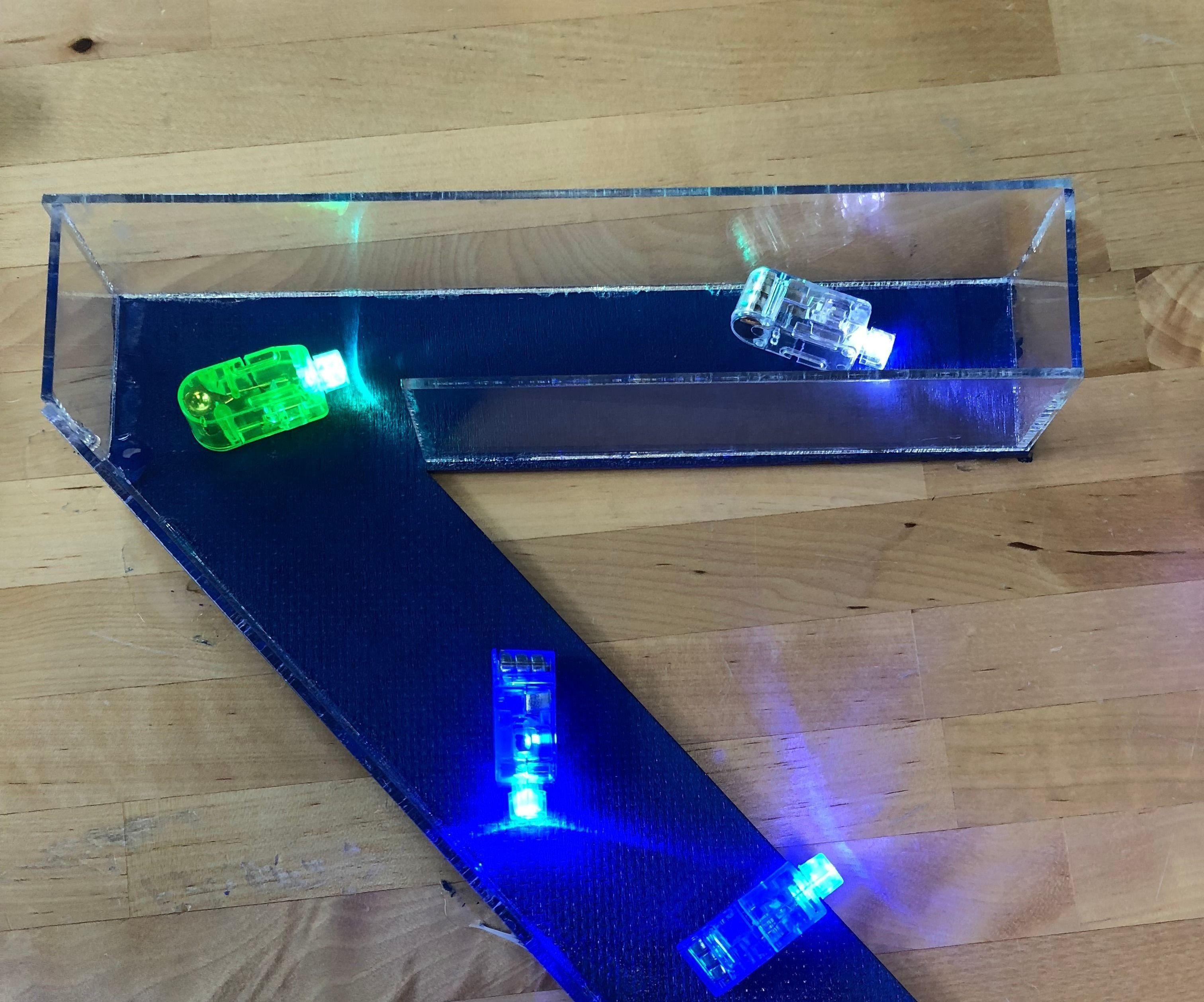 Creative LED Indoor Light