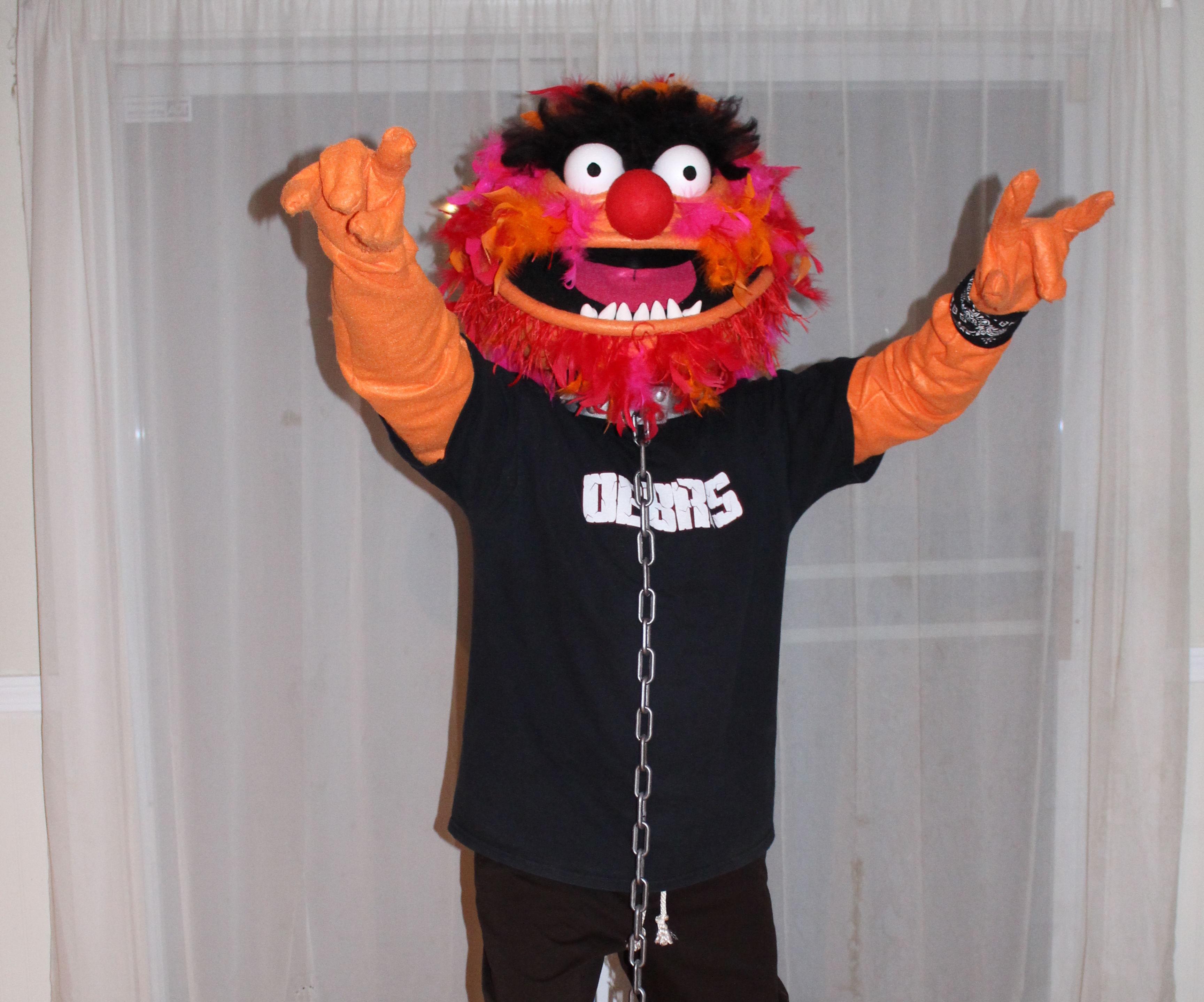 The Animal (Muppet) Costume