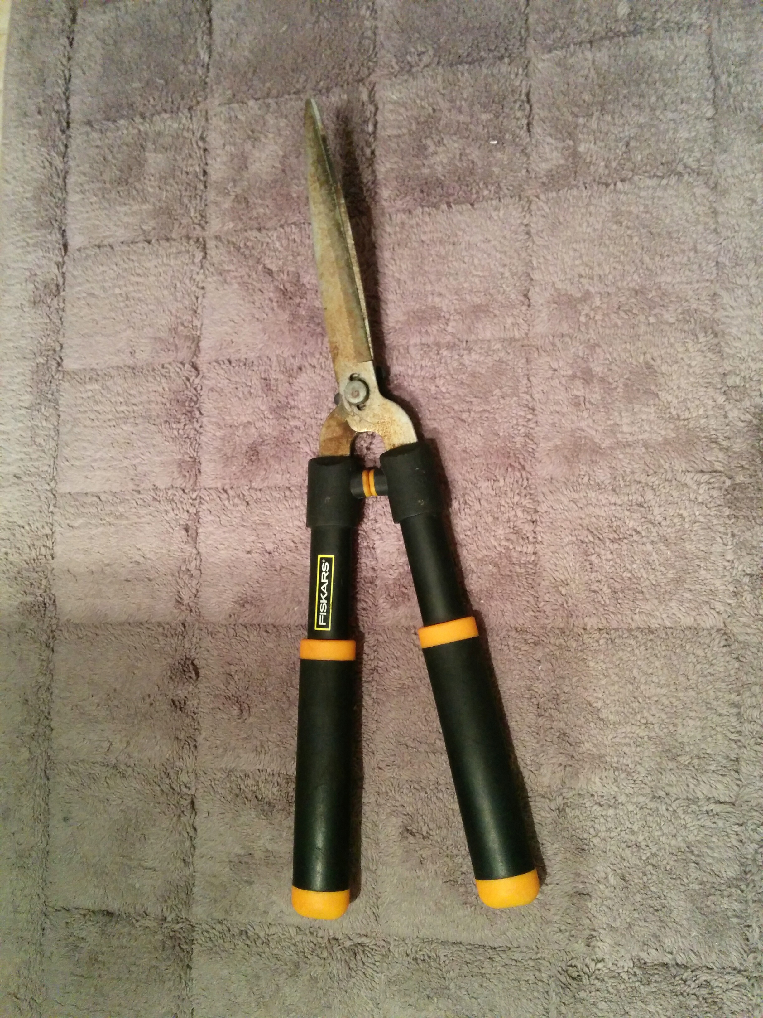 Easy restore and cleaning steel with magic fiber stick