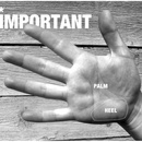 Avoid injury to your hand