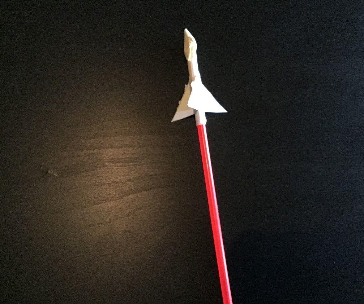 Engineer Straw Rockets