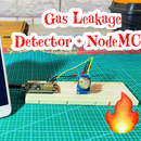 LPG Gas Leakage Detector Using Node MCU With Blynk Application