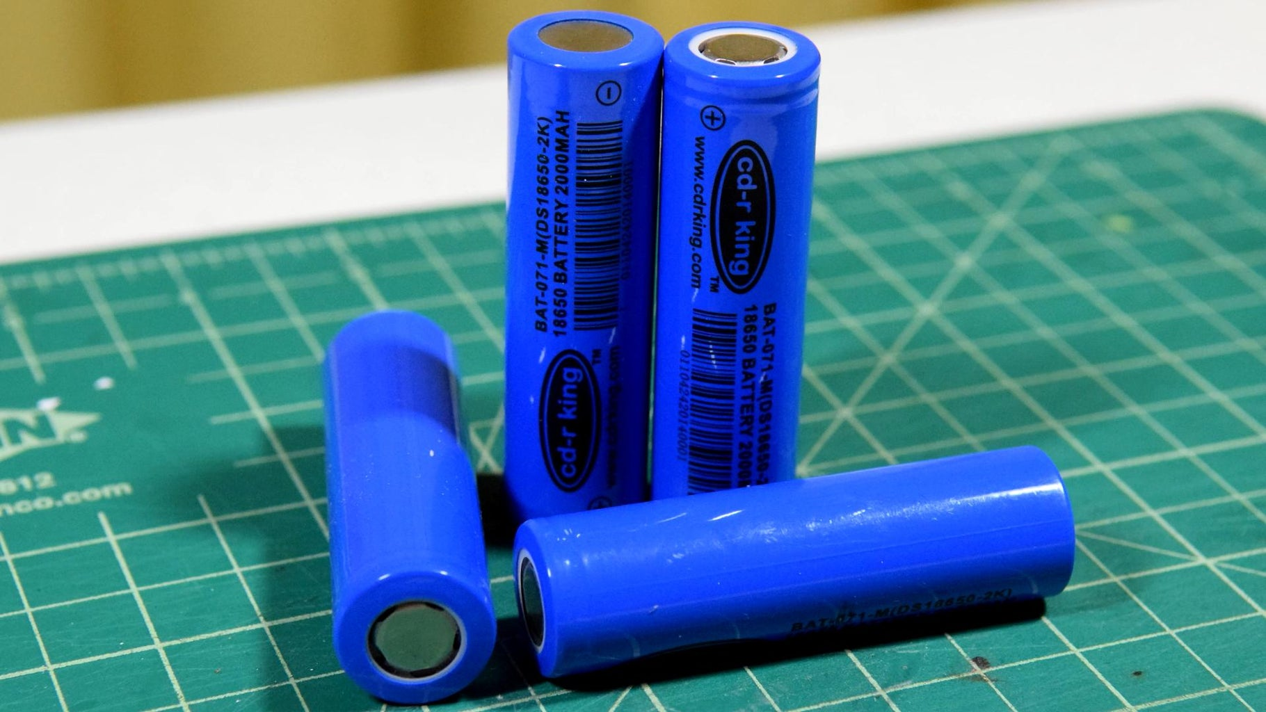 Build a Makeshift Lithium Battery Pack