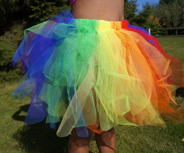 Pride Tutu Skirt