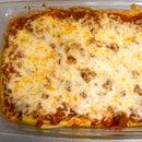 Gluten Free Lasagna Noodles & Lasagna Recipe