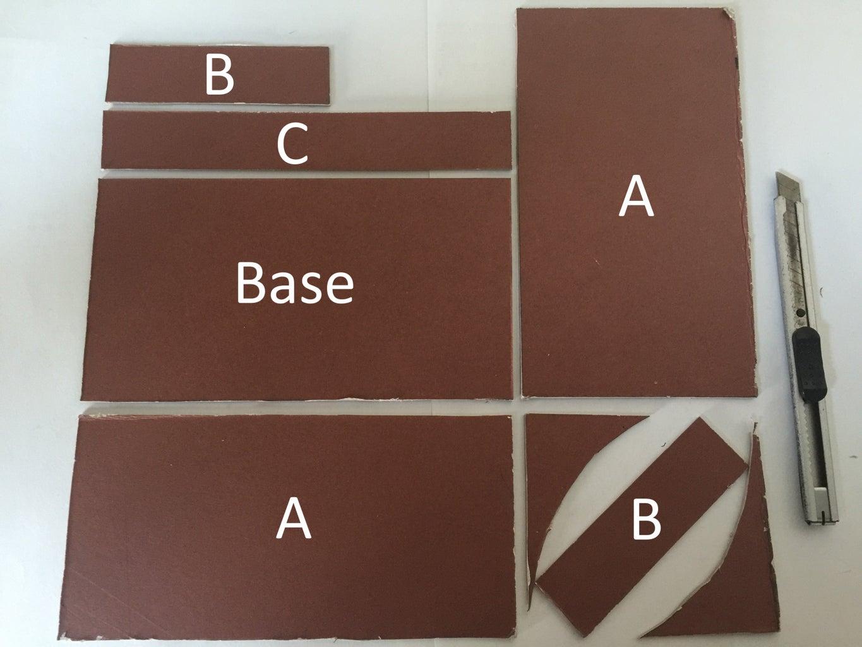 Cutting Cardboard 1