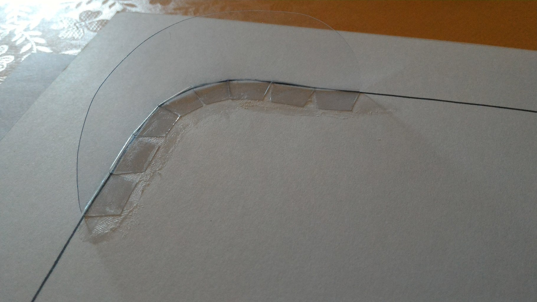 Cut the Surface and Set the Base