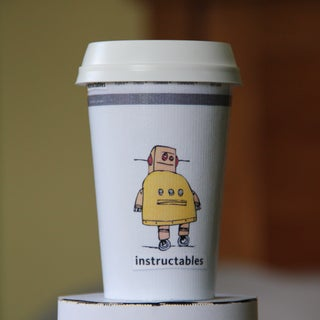 Recycled Personalized Cups