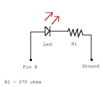 Arduino Plus Ethernet Adapter.