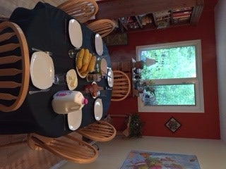 Dinner Table Table Tennis